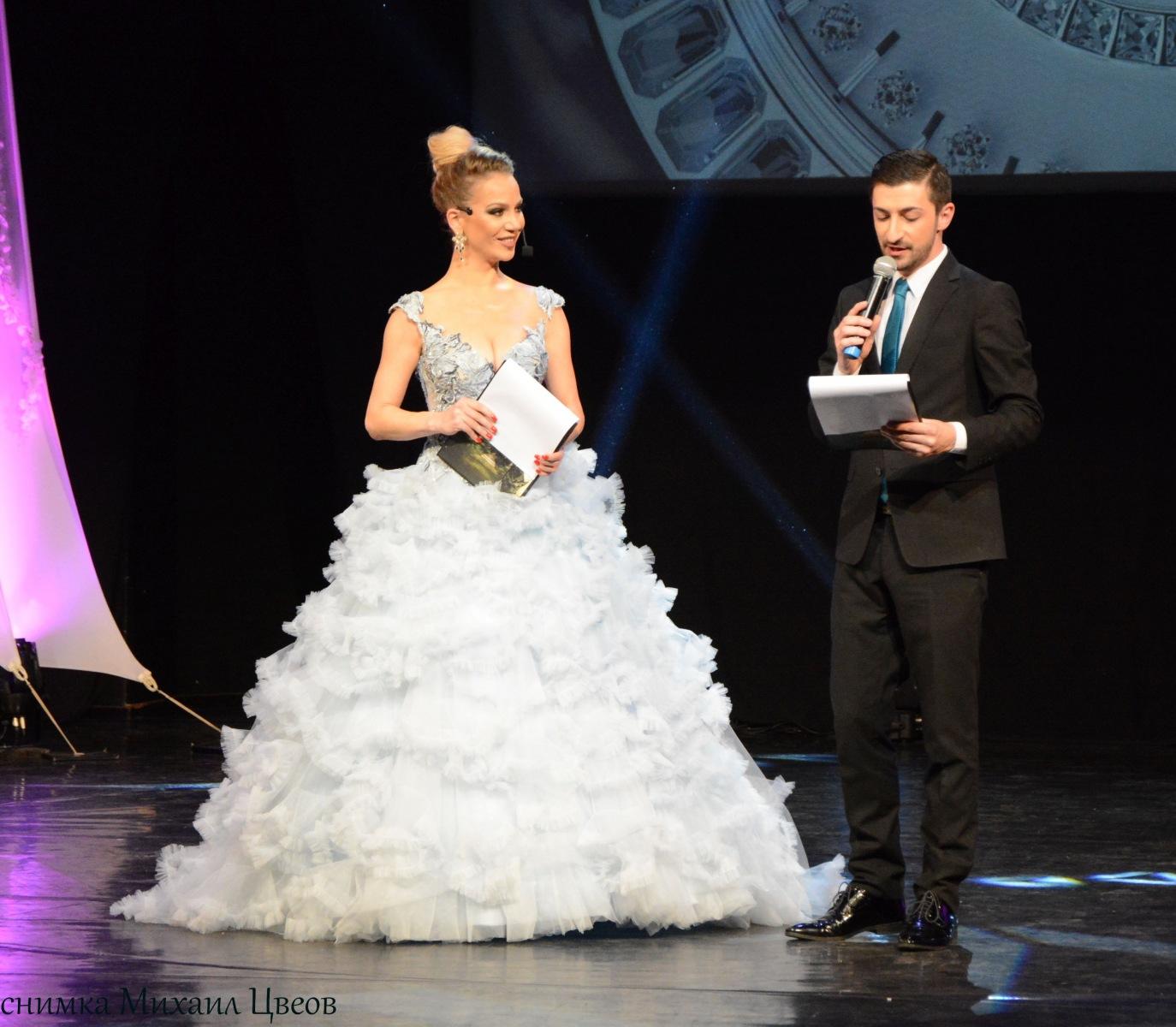 """Теодор Тодоров - Тео и Боряна Баташова, водещи на """"Мис България"""" 2019"""