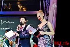 Теодор Тодоров -Тео и Боряна Баташова водещи на Мис Свети Влас, 2018