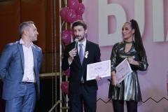 Теодор Тодоров - Тео на сцената на концерт, в подкрепа на жени пострадали от рак на гърдата, 2018-1