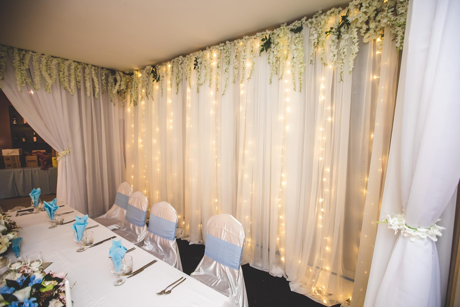 Организация, украса и декорация на сватба