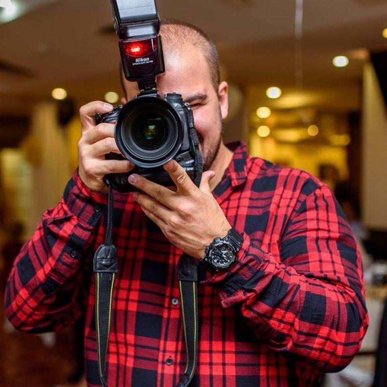 Петър Денишев - фотооператор, Event NewLive Agency