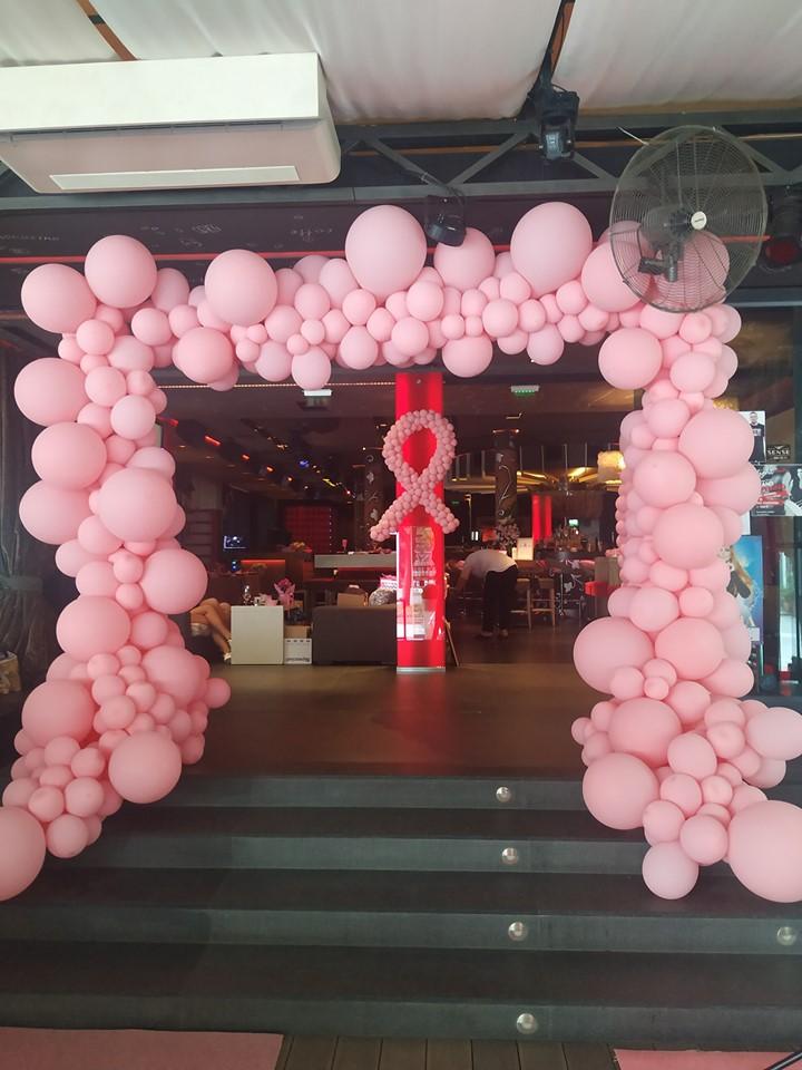 Ангели в розово, Event NewLive Agency