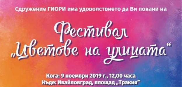 """""""Цветове на улицата"""", Ивайловград, Теодор Тодоров, Event NewLive Agency"""