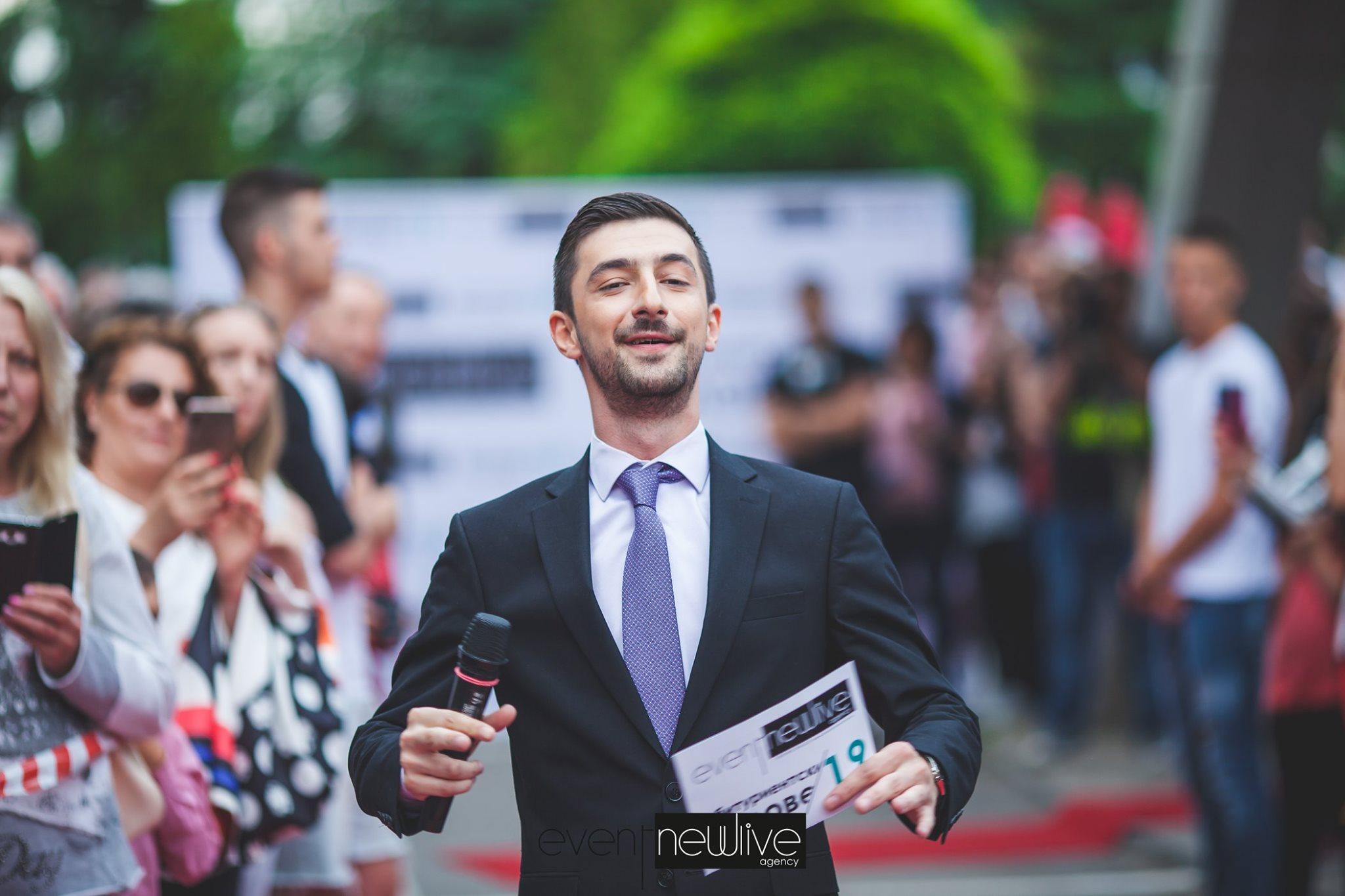 Водещ номер едно - Теодор Тодоров - Тео, сватбен водещ, водещ на балове, Теодор Тодоров - Top Host