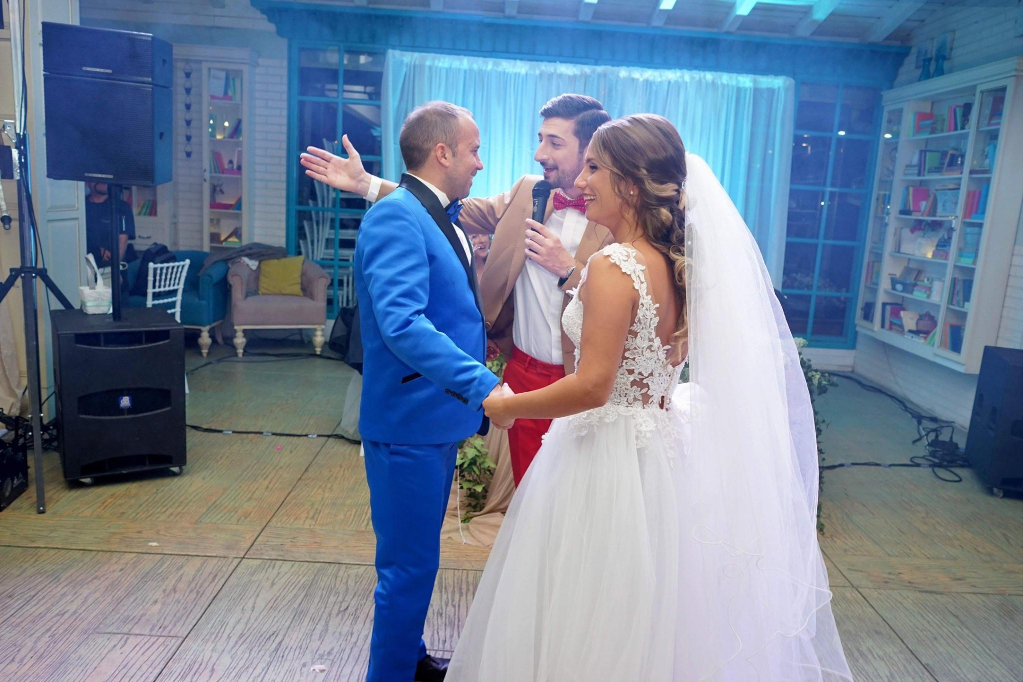Деси и Ицко - планирай сватба онлайн при професионалистите - Event NewLive Agency - www.eventnewlive.eu
