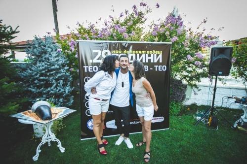 Усмивки от екипа на Event NewLive Agency - www.eventnewlive.eu / цялостна организация на сватби и други партита, водещ номер едно Теодор Тодоров - Тео